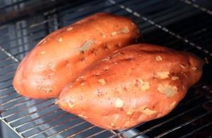 Como hacer creme fraiche casero usando y probiótico usando kéfir. Lo acompaño con boniato al horno que es saludable, delicioso, y fácil de hacer.