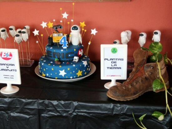 Fiesta de Wall-E: Ideas para la comida y decoración