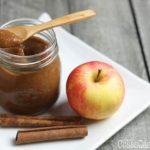 Mantequilla de Manzana Especiada
