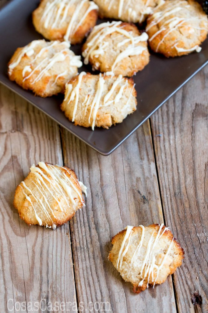 En Gru, Mi Villano Favorito, las Coconutties de la srta. Hattie eran las galletas favoritas de Vector. Adapto la receta para hacerlas sin gluten ni cereales.