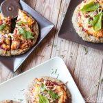 Receta de Masa de Pizza Sin Gluten ni Cereales