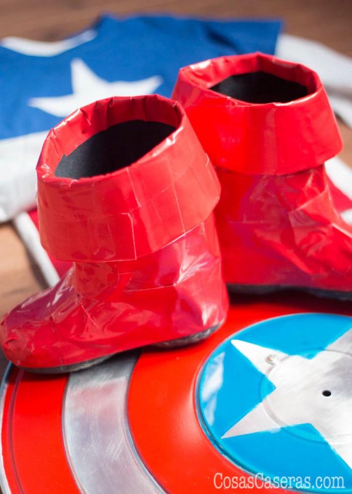 Cómo Hacer unas Botas para un Disfraz de Superhéroes - Cosas Caseras