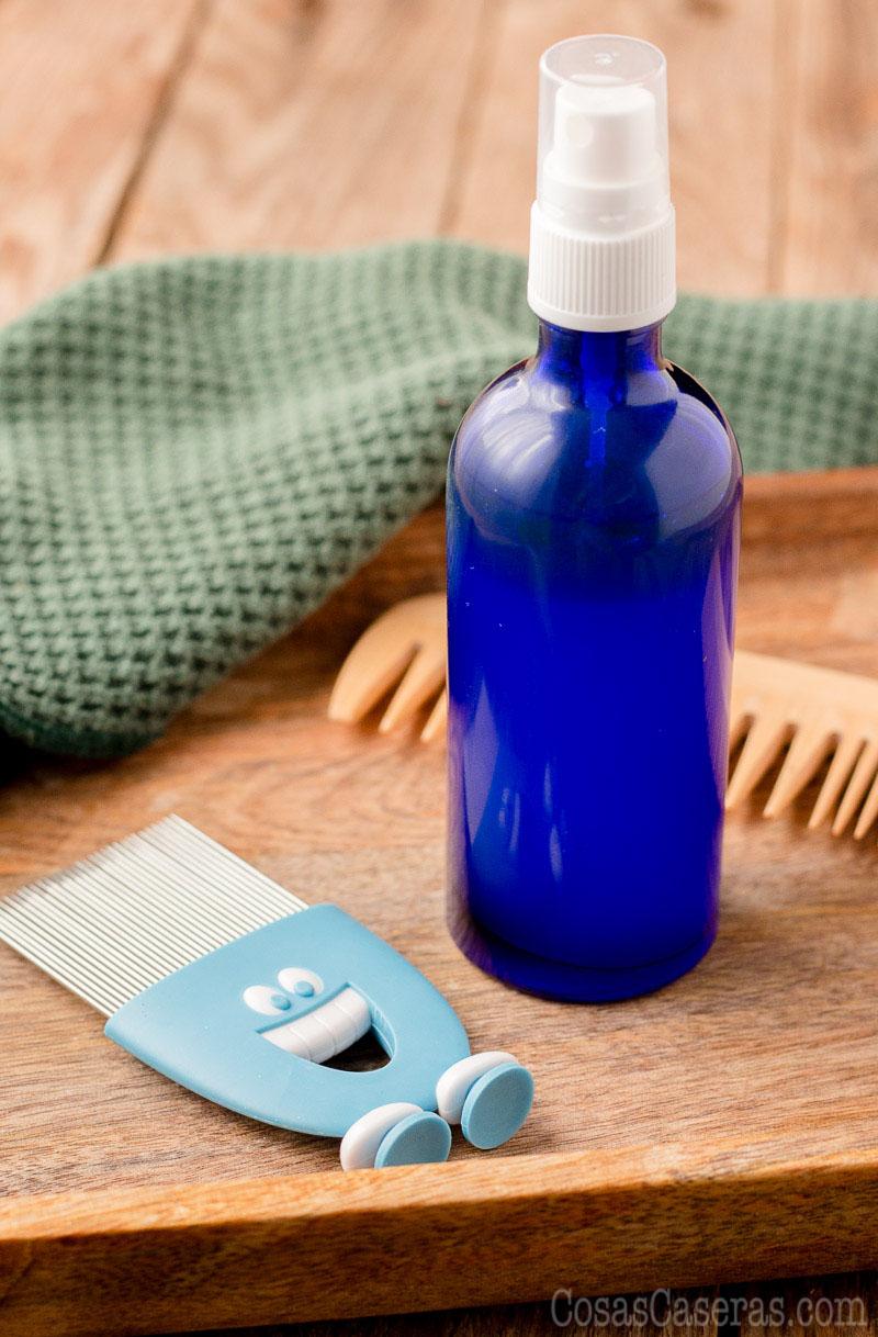 Protege a tu familia contra los piojos con un spray repelente para piojos casero y usando estas ideas para una prevención natural.