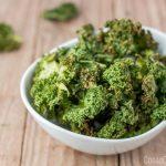 Kale Chips: Papas de Kale Crujientes